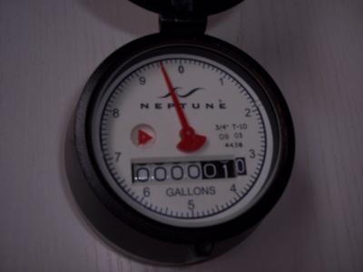 Meter Reading   West Carteret Water Corporation