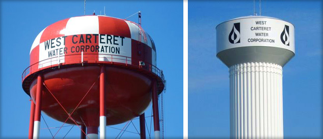West Carteret Water Corporation
